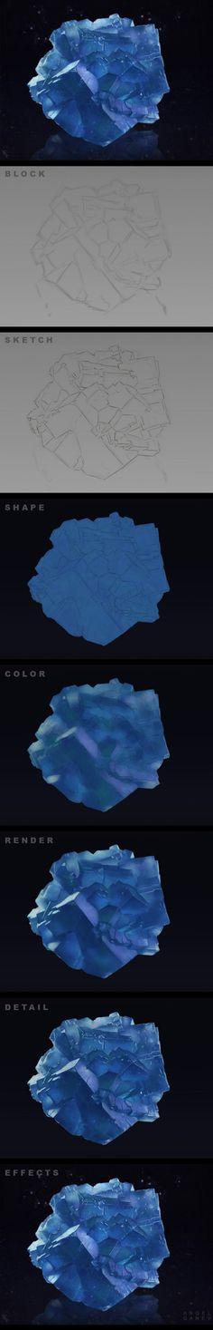 Cristal / Crystal ♤Melyk
