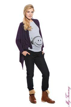 Sweter ciążowy Lisa