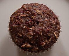 Cooking for Interstitial Cystitis: Yogurt Raspberry Muffins