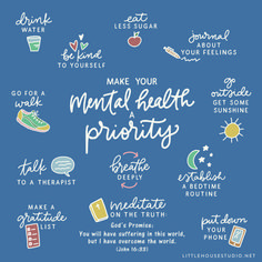 Self Care Square_Mental Health Priority Mental Health Check, Mental And Emotional Health, Mental Health Matters, Health And Wellness, Positive Mental Health, Health Tips, Importance Of Mental Health, Mental Health Advocacy, Mental Health Stigma