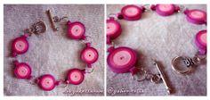 custom made Quillery..:) Bracelet..