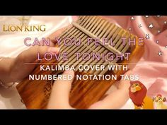 I know a lot of you requested this song from The Lion King. So I decided to make an arrangement of this song. I just based it on Kalimba Tutoria. Music Instruments Diy, Number Song, Le Roi Lion, Kalimba, Youtube Stars, Beauty And The Beast, Sheet Music, Learning Guitar, How Are You Feeling
