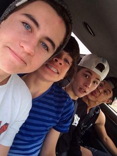 Nash Hayes Carter and Cam