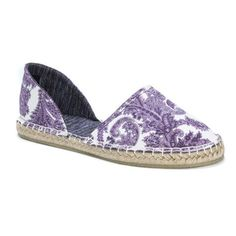 Slide into our trendy and fun MUK LUKS' Women's Karina Slip Ons. These cutting edge...