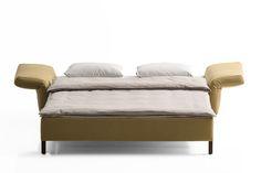 Das kleine mit dem großen Potenzial. Das Schlafsofa VELA von Franz Fertig. The small with the great potential. The sofabed VELA from Franz Fertig. #fun #franzfertig #sofa #möbel #design #furniture #sofacouture #sofabed #funktionssofa #madeingermany #leather #fabric #interiordesign #luxury #comfort #style #sleep #relax #interior #vela