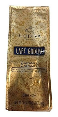 Godiva Chocolatier Caramel Coffee 10 Ounce * Click image to review more details. Note: It's an affiliate link to Amazon.