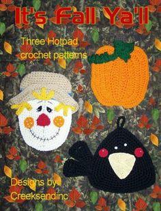 Chicken Pot Holder Sewing Pattern | CROCHET CHICKEN POTHOLDER PATTERN | Crochet Patterns