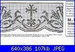 Cerco schemi religiosi per tovaglie altare-www_tvn_hu_38600009a2b79f90b4767b32f2d2cae6-jpg Lace Patterns, Crochet Patterns, Catholic Crafts, Altar Cloth, Fillet Crochet, Doilies, Cross Stitch, Embroidery, Knitting