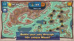 Saga Map