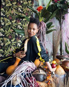 Wangechi Mutu, 2014 photo © Kathryn Parker Almanas