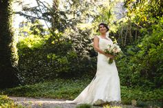 Homewood Glen - May 2014 - outdoor wedding ceremony by Two Ring Studios