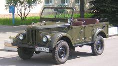 1957   ГАЗ-69A