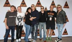 To have my picture taken with the band with my arms around Joe. <3 <3