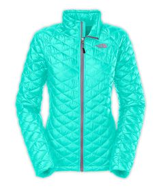 The North Face Women's Jackets & Vests INSULATED THERMOBALL WOMEN'S THERMOBALL™ FULL ZIP JACKET
