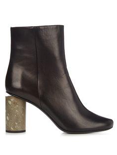 Althea leather ankle boots | Acne Studios | MATCHESFASHION.COM UK
