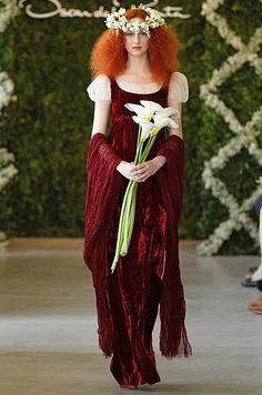Medieval looking dress