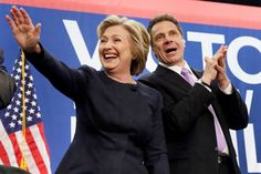 "Hillary Clinton was the star speaker at Gov. Andrew Cuomo's ""Fight for $15"" minimum-wage victory rally Monday at the Javits Center. Only one problem: She's not in favor of a $15 minimum wage. Hilla…"
