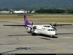 Atr 42, Thai Airways, Aircraft, Planes, Aviation, Airplane, Airplanes, Plane