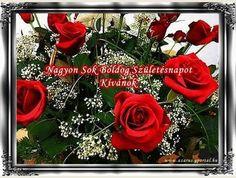 Name Day, Rose, Birthday, Happy, Flowers, Plants, Pink, Birthdays, Saint Name Day