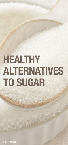 Kick that bad sugar habit and try one of these healthy sugar alternatives.