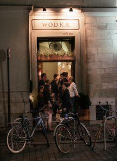 Wodka, Krakow