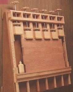 Panel glue-up