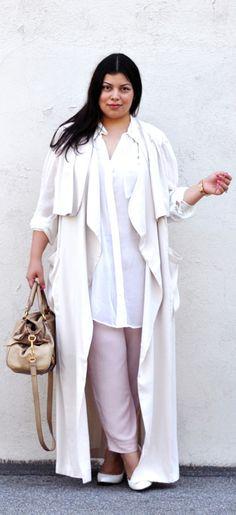 Dreamy plus-size fashion