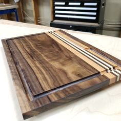 Diy Wood Projects Discover Making A Bevel Edge Cutting Board heres an inside look at making one of my most popular boards. see how i transform raw materials into a funtional work of art!