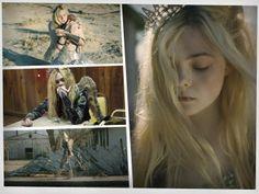 elle fanning leaning toward solace movie photos   Elle Fanning en el nuevo video de Sigur Rós   ActitudFEM