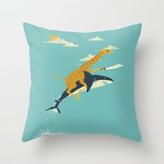 Onward! by Jay Fleck as a high quality Throw Pillow. Free Worldwide Shipping available at Society6.com from 11/26/14 thru 12/14/14. Just one of millions of products available.
