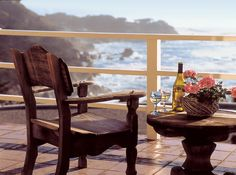 The Tickle Pink Inn   Carmel Highlands, California  A truly amazing experience.