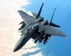 Aviones de combate (Fotos)