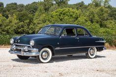 1951 Ford Custom Tudor