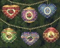 "Gallery.ru / Tanechka9 - Альбом ""8706 Timeless Elegance Ornaments"" - visit site"
