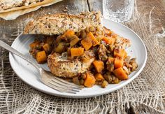 Maple Baked Lentils with Sweet Potato Recipe on Yummly