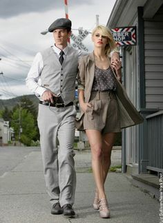 bonnie and clyde inspired clothing - Google Search