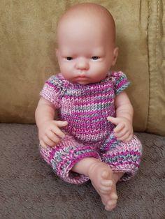 HaMade / Oblečenie na Bábiku Berenguer 24 cm Baby Born, Ag Dolls