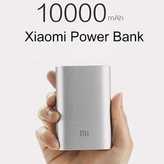 Powerbank Xiaomi 10000 Original  Aluminum casing with battery cell technologies from LG and Samsung  Premium Li-ion battery cells  World-class circuit chip protection  Optimized charging/discharging efficiency  Capacity up to 10000mA  Beautifully textured aluminum surface  Compatible with all popular smartphones  Rigorously tested for Mi standard  Specification  Input Current 2000mA(TYP)  Output Current 2100mA(TYP)  Cell Capacity 3.6V/10000mAh(TYP)  Charging Time  About 5.5H(5V/2A…
