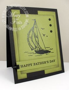 Sail Away by Petal Pusher - Cards and Paper Crafts at Splitcoaststampers