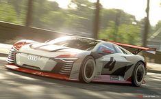 2018 Audi 'e-tron Vision Gran Turismo' Prototype