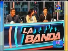 """Alejandro Sanz, Laura Pausini Y Ricky Martin Serán Jueces De Show """"La Banda"""" #Video"""