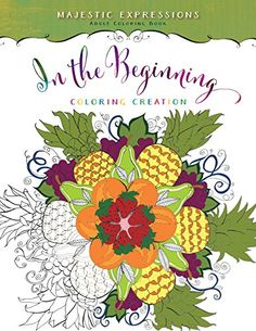 In the Beginning: Coloring Creation by Majestic Expressions http://www.amazon.com/dp/1424551390/ref=cm_sw_r_pi_dp_Q5.dwb072NKWA