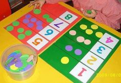 Math Games for Kids- Jogos Matemáticos para Crianças math Mathematical games for kids math and numbers Preschool Learning Activities, Preschool Classroom, Kindergarten Math, Teaching Math, Preschool Activities, Kids Learning, Montessori Math, Numbers Preschool, Math For Kids