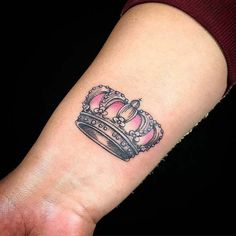 11 More Creative Crown Tattoo Ideas for Women
