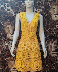 Vestido ou saída modelo exclusiva By Vânia Calmon 💛💛💛 #vestidoslindos #vestidos #vestidoslindosmanaus #vestidolindo #dress #modafeminina…