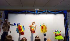 Lo tuyo es puro TEATRO. Visita dinamizada y taller de títeres en el Museo del Traje