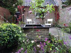 Waterornament tuin Breda
