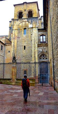 """El Camino de Santiago desde Asturias: """"Pola de Siero - Oviedo"""""""