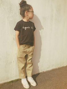 micoo|agnes b.のTシャツ/カットソーを使ったコーディネート - WEAR