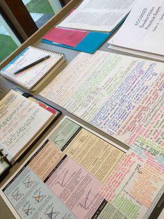 Study Techniques School Organization Notes, Study Organization, School Notes, Studyblr, School Study Tips, Study College, School Tips, Pretty Notes, Study Hard